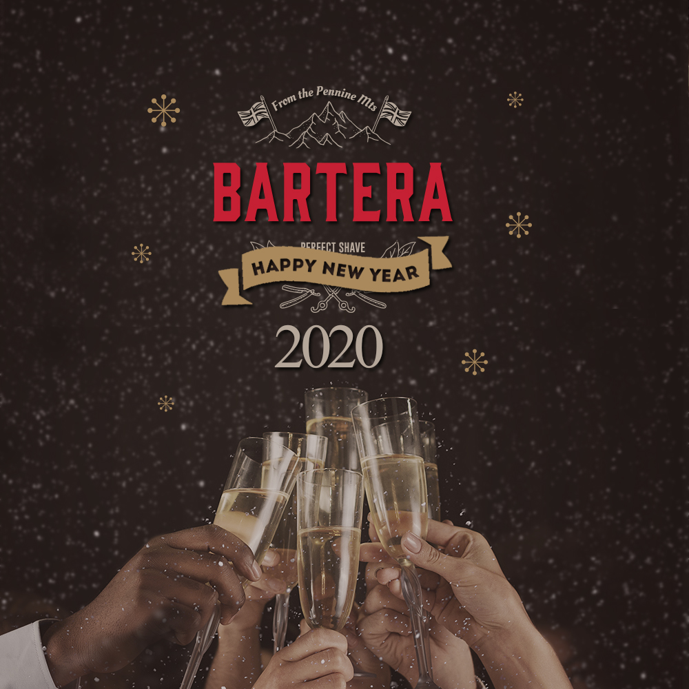 Happy New Year with BARTERA